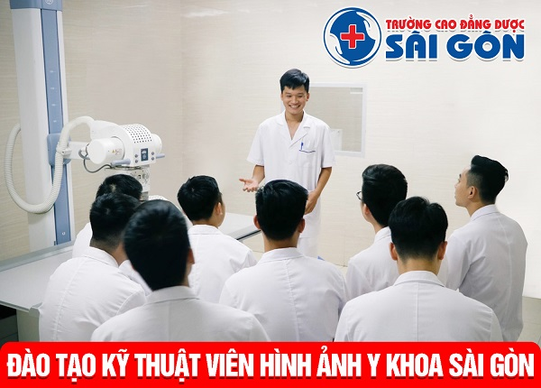 Tuyển Sinh Cao Đẳng Kỹ thuật hình ảnh Y học Sài Gòn Năm 2019