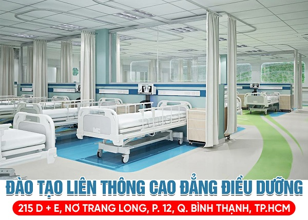 Thời Gian Đào Tạo Liên Thông Cao Đẳng Điều Dưỡng Sài Gòn Năm 2019