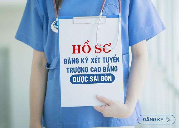 Hồ sơ xét tuyển vào Trường Cao Đẳng Dược Sài Gòn 2019