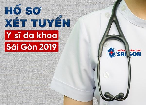 Hướng Dẫn Hoàn Thiện Hồ Sơ Xét Tuyển Y Sĩ Đa Khoa Sài Gòn Năm 2019