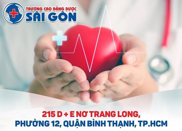 Địa chỉ nộp hồ sơ văn bằng 2 Cao đẳng Y Dược Sài Gòn 2019