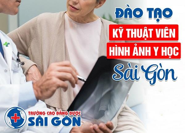 Trường Cao đẳng Dược Sài Gòn đào tạo kỹ thuật viên hình ảnh Y học trình độ chuyên nghiệp