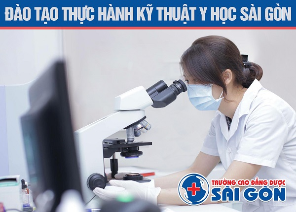 Trường Cao đẳng Dược Sài Gòn đào tạo nhân viên Y Dược chất lượng