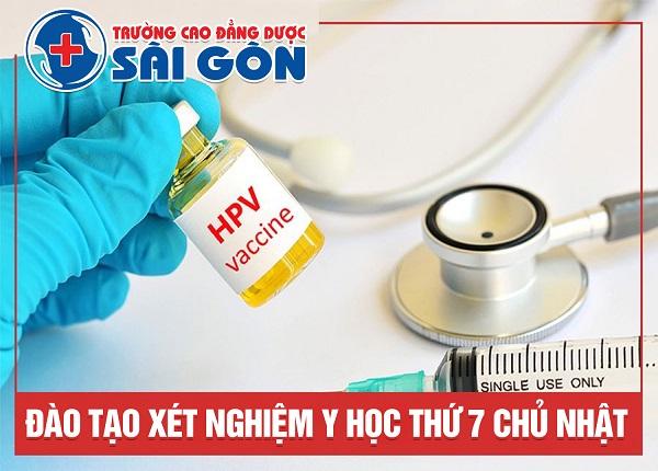 Trường Cao đẳng Dược Sài Gòn đào tạo Liên thông Cao dẳng Kỹ thuật xét nghiệm ngoài giờ hành chính