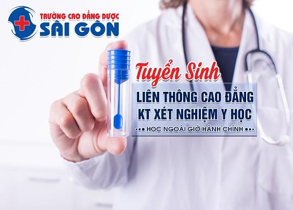 Những Thay Đổi Khi Liên Thông Cao Đẳng Xét nghiệm Sài Gòn Năm 2019