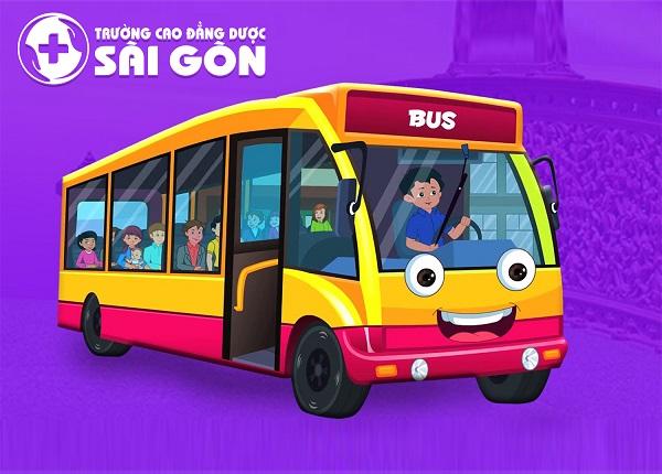 Có Những Tuyến Xe Bus Nào Đi Qua Trường Cao Đẳng Dược Sài Gòn?
