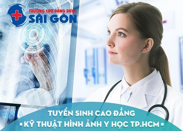 Hồ Sơ Xét Tuyển Cao Đẳng Kỹ Thuật Hình Ảnh Y Học Sài Gòn Năm 2019