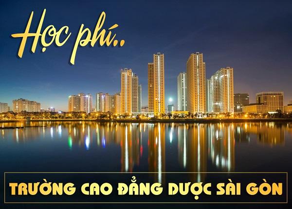 Học phí trường Cao đẳng Dược Sài Gòn