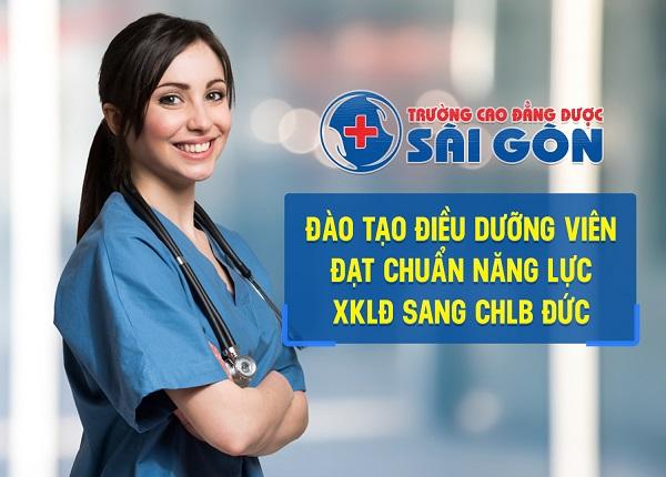 Đào tạo Cao đẳng Điều dưỡng đạt chuẩn năng lực đủ điều kiện ra nước ngoài làm việc