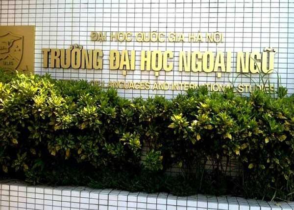 Đại học Ngoại ngữ - ĐH Quốc gia Hà Nội