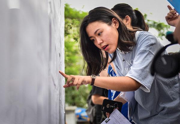 Tuyển Sinh Năm 2019 Vẫn Cho Thí Sinh Thoải Mái Nguyện Vọng.