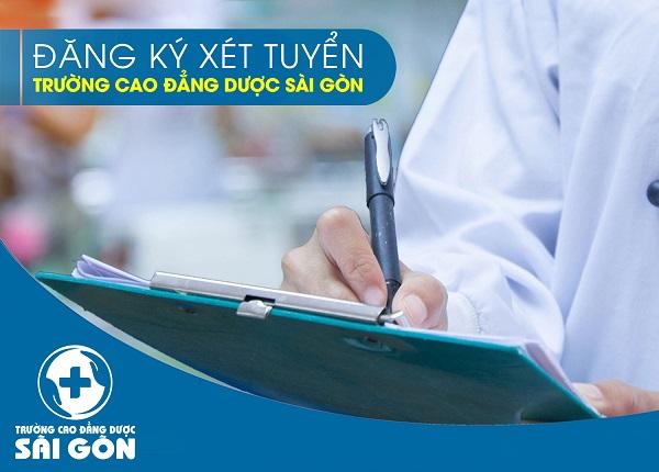 Trường Cao Đẳng Dược Sài Gòn đào tạo Liên thông Cao Đẳng Điều dưỡng uy tín