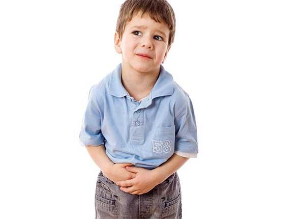 Có nhiều nguyên nhân dẫn đến rối loạn tiêu hóa ở trẻ em