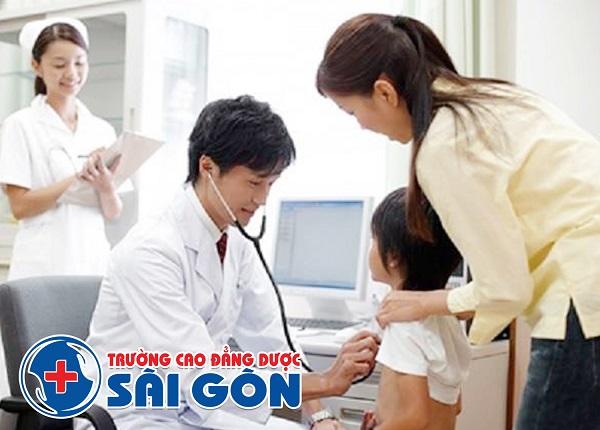 Điều trị bênh cùng với các chuyên gia Trường Cao Đẳng Dược Sài Gòn