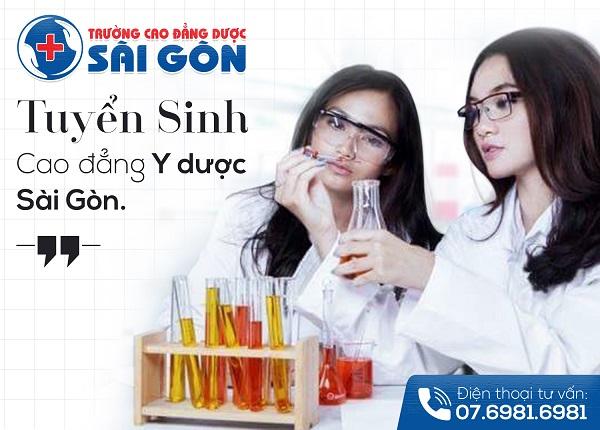 Trường Cao đẳng Dược Sài Gòn hỗ trợ việc làm cho sinh viên sau khi tốt nghiệp