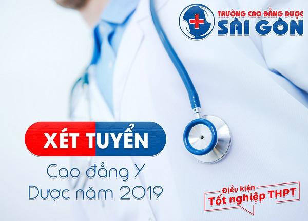 Trường Cao đẳng Dược Sài Gòn tuyển sinh đào tạo Cao đẳng Y Dược