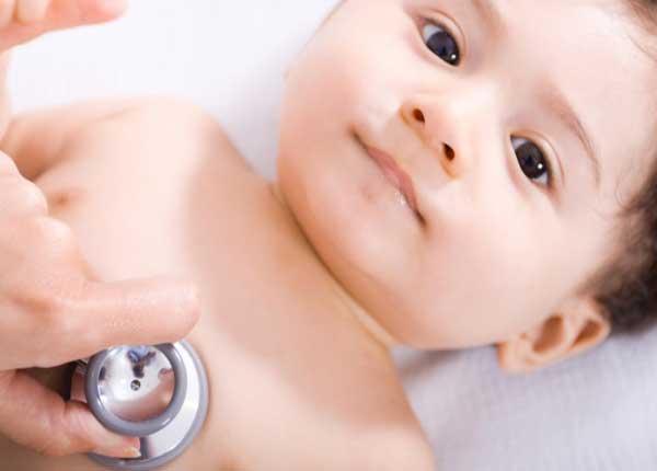 Hội chứng giảm sản tim trái xuất hiện từ lúc mới sinh
