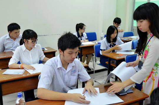Học sinh có thể được miễn thi ngoại ngữ nếu đáp ứng một số điều kiện.