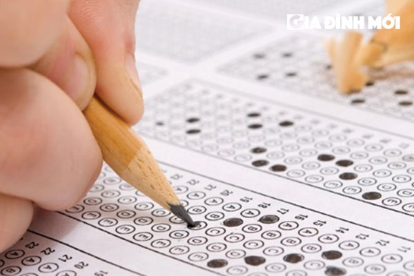 Các lỗi phổ biến thường gặp khi thi THPT Quốc gia là quên tô mã đề, số báo danh...