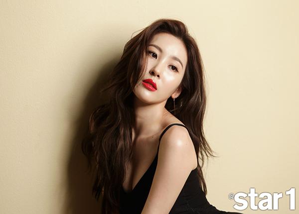 Sunmi giờ đây đã là một trong những nữ ca sĩ solo thành công nhất