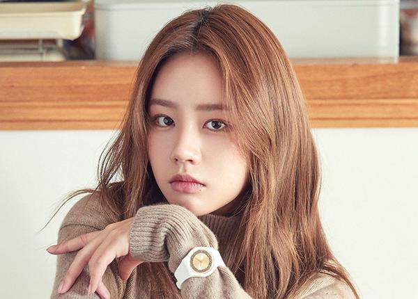 Hyeri xinh đẹp của hiện tại, thành viên của Girl's Day