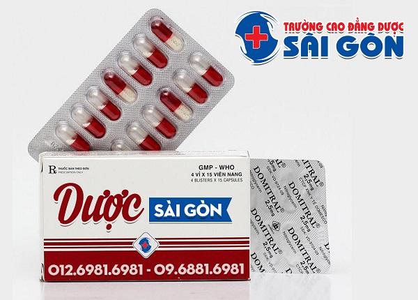 Đào tạo Dược sĩ Sài Gòn uy tín chất lượng