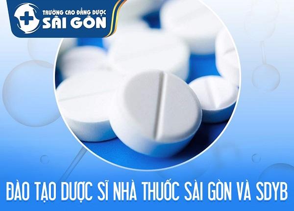 Đào tạo Dược sĩ nhà thuốc Sài Gòn đạt chuẩn Bộ Y tế