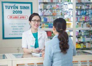 Trường Cao đẳng Dược Sài Gòn tuyển sinh đào tạo Dược sĩ chính quy năm 2019