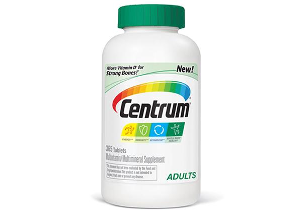Centrumlà dòng sản phẩm giúp bổ sung vitamin và khoáng chất