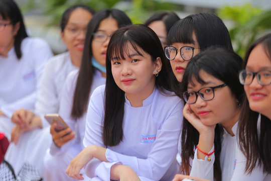 Nhiều thí sinh chọn KHXH cũng có nguyên nhân là nhằm đảm bảo điểm số cho tốt nghiệp