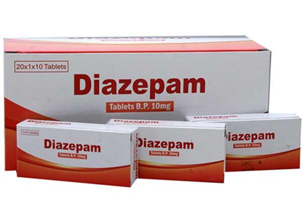 Thuốc Diazepam có nhiều dạng bào chế khác nhau