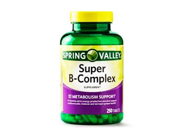 B-Complex thực sự là một nhóm các vitamin có chứa 8 vitamin B