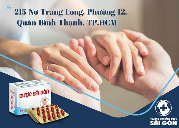 Địa chỉ đào tạo Dược sĩ Sài Gòn uy tín chất lượng