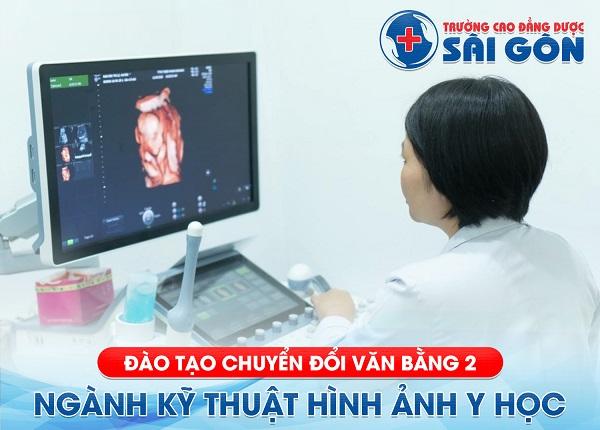 Tuyển sinh ngành kỹ thuật hình ảnh y học tại Sài Gòn