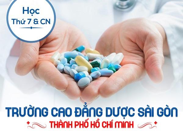 Trường Cao đẳng Dược Sài Gòn đào tạo Dược sĩ chuyên nghiệp tại TPHCM