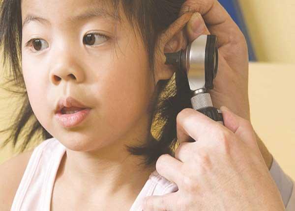 Trẻ em là đối tượng hay bị viêm tai giữa nhất