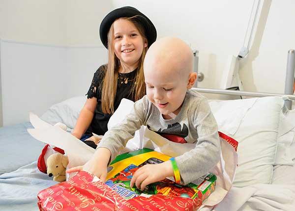 Dinh dưỡng cho trẻ khi điều trị ung thư bằng hóa trị rất quan trọng