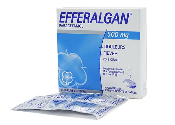 Chuyên gia Dược Sài Gòn hướng dẫn sử dụng thuốc Efferalgan 500mg