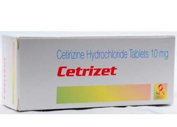Thuốc được sử dụng để điều trị các triệu chứng cảm lạnh hoặc dị ứng