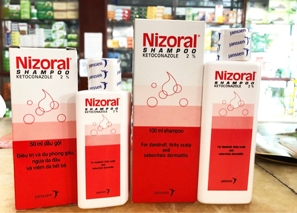 Thuốc điều trị và dự phòng nhiễm nấm men Melassezia