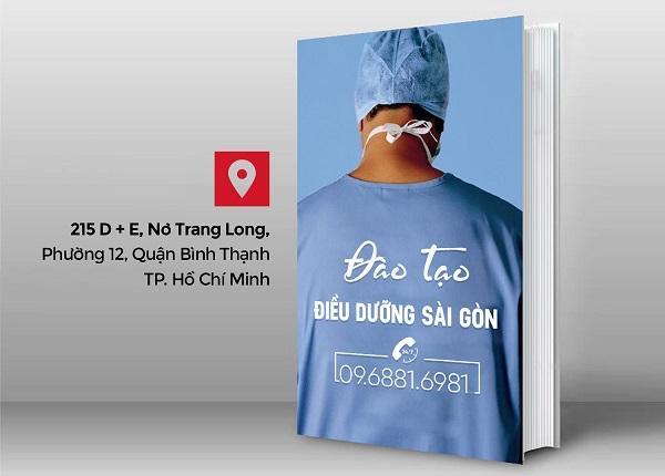 Trường Cao đẳng Dược Sài Gòn đào tạo Điều dưỡng uy tín