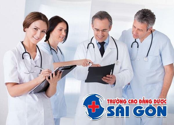 Trường Cao đẳng Dược Sài Gòn tuyển sinh đào tạo nhân lực ngành Y Dược uy tín