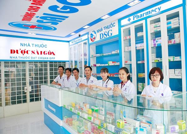 Hệ thống Nhà thuốc Dược Sài Gòn ra đời giúp giải quyết vấn đề tìm việc làm đầu ra của sinh viên Cao đẳng Dược sau khi tốt nghiệp