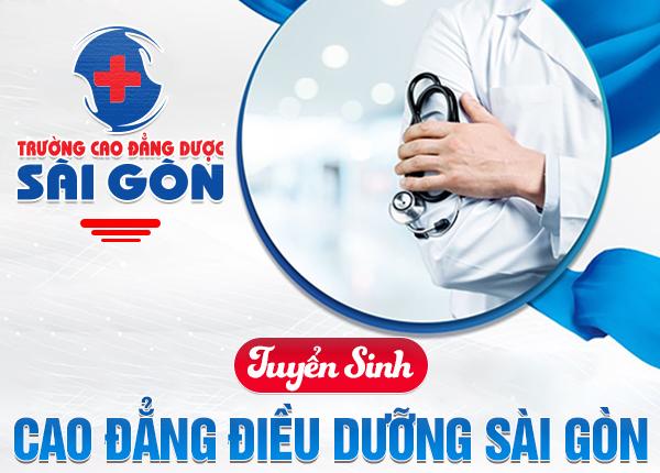 Trường Cao đẳng Dược Sài Gòn đào tạo nhân lực ngành Điều dưỡng chuyên môn cao