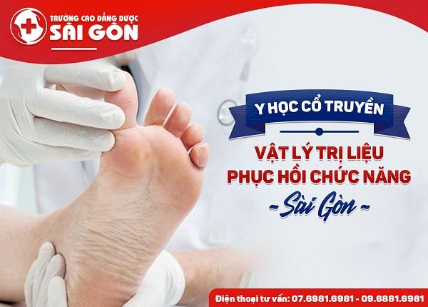 Đào tạo Vật lý trị liệu phục hồi chức năng tại Sài Gòn