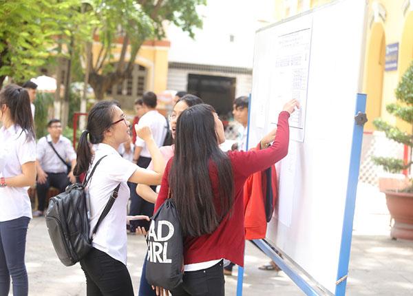 Hiện nay đã có 10 Trường ĐH công bố điểm chuẩn theo phương thức đánh giá năng lực và xét học bạ