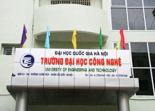 Đại học Công nghệ - ĐH Quốc gia Hà Nội công bố điểm sàn xét tuyển 2019