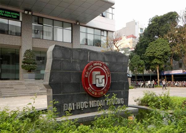 Trường Đại học Ngoại Thương công bố điểm xét tuyển đầu vào năm 2019