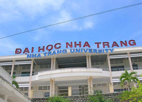 Đại học Nha Trang đã công bố điểm sàn xét tuyển năm 2019