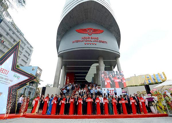 Trường ĐH Quốc tế Hồng Bàng thông báo điểm trúng tuyển theo phương thức xét học bạ